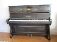 Pianoforte for sale - good condition - £10.00 - collection only