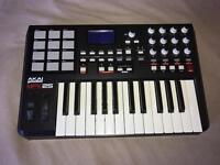 Akai MPK 25 keyboard controller