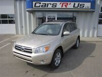 2007 Toyota RAV4 LIMITED AWD MOON ROOF ONLY 46K!