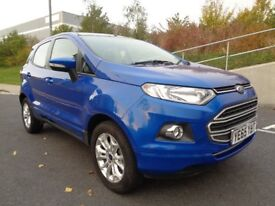 2015 FORD ECOSPORT 1.5 MANUAL PETROL, MINT CONDITION ,7,200 ON CLOCK, CATD REPAIRED,3 MONTH WARRANTY