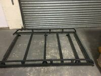 Rhino Modular Roof Rack - Citroen Berlingo 2008 On SWB Twin Doors