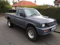 *** Mitsubishi l200 1998 lwb swap px car van ***