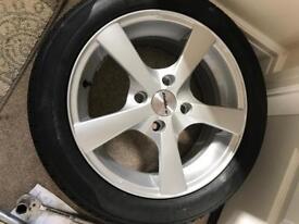 Brand new wheel for Ford Fiesta