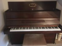 Upright piano very good condition