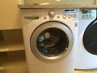 LG Direct Drive Front Loading Washer