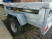 Daxara 147 tipper trailer