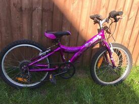 Bike kids 20inch