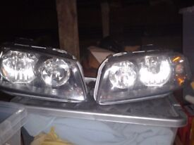 Audi A3 Front and back Lights OTHER ACCESSORIES