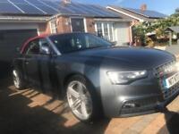 Audi S5 Convertible 2012 3.0 TFSI