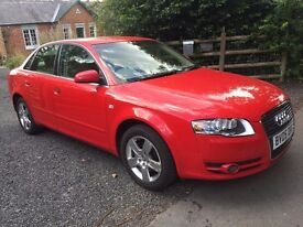 AUDI A4 QUATTRO 1.8T SALOON 60,000 MILES LEATHER UPHOLSTRY FULL SERVICE HISTORY