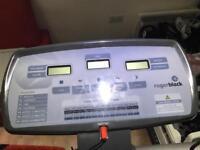 Roger black treadmill faulty