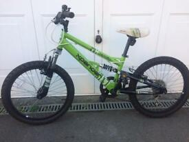 "Boys 20"" 6 speed bike"