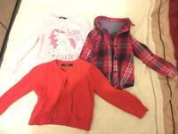 2-3 year girls clothing bundle