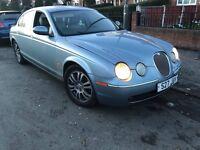 Jaguar s type diesel l@@k bargain price £595