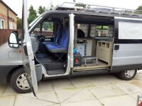 Citroen, RELAY, 2004, 2178 (cc) Excellent MOTOR HOME RUNS AND DRIVES VERY WELL NO DAMP