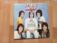 Bay city rollers record lp