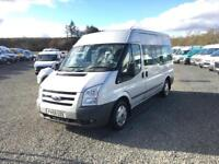 FORD TRANSIT TREND 9 SEATER##ONLY 56K MILES##