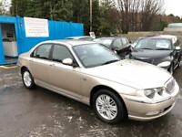 ROVER 75 CLUB SE —LOW MILAGE 42000 —STUNNING CONDITION