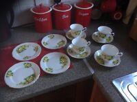 Tea set Gainsborough