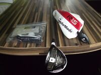 TaylorMade R15 5 adjustable wood with with shaft key and head cover