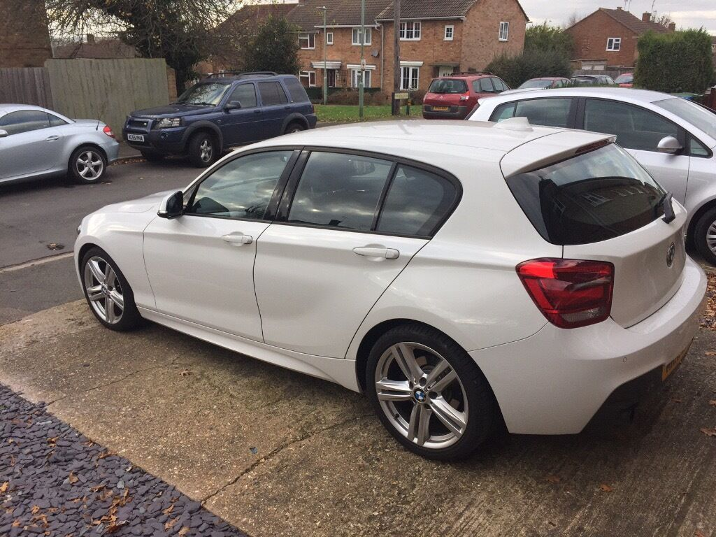 BMW 1 SERIES 1.6 116i M Sport Sports Hatch 5dr Pristine FBMWSH 116i M Sport
