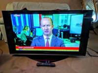 """Panasonic 42"""" 42 Inch 1080p HD TV with built-in Freeview - Can deliver locally"""