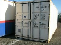 20ft x 8ft Used Shipping Container's For Sale +IN STOCK FOR VIEWING TODAY+ portable cabin shed store