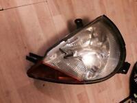Ford ka headlight