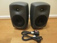 Genelec 8040a Active Studio Monitors (Pair) COLLECTION ONLY