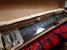 Lap Steel (Black) PERFECT CONDITION!