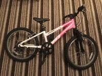 Girls Mongoose Rockadile Mountain Bike