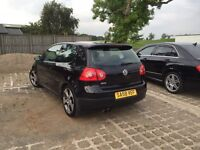 Volkswagon Golf GTI - Full Vw Approved Service History - 1 owner from new -