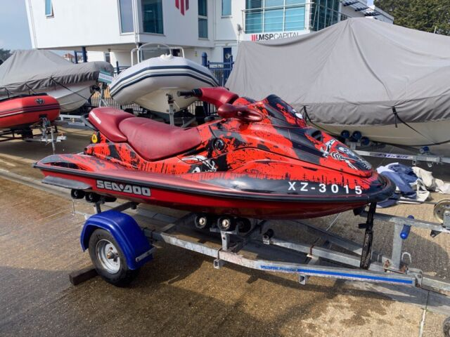 Seadoo Jetski GTX Limited (Recent Engine Rebuild) | in Poole, Dorset |  Gumtree