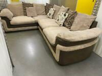 DFS L shape sofa bed + storage •free delivery