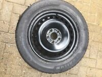 New unused Ford Mondeo wheel and tyre