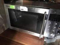 Sharp microwave stainless steel