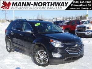 2016 Chevrolet Equinox LTZ |  Leather, Remote Start, Cruise, AWD