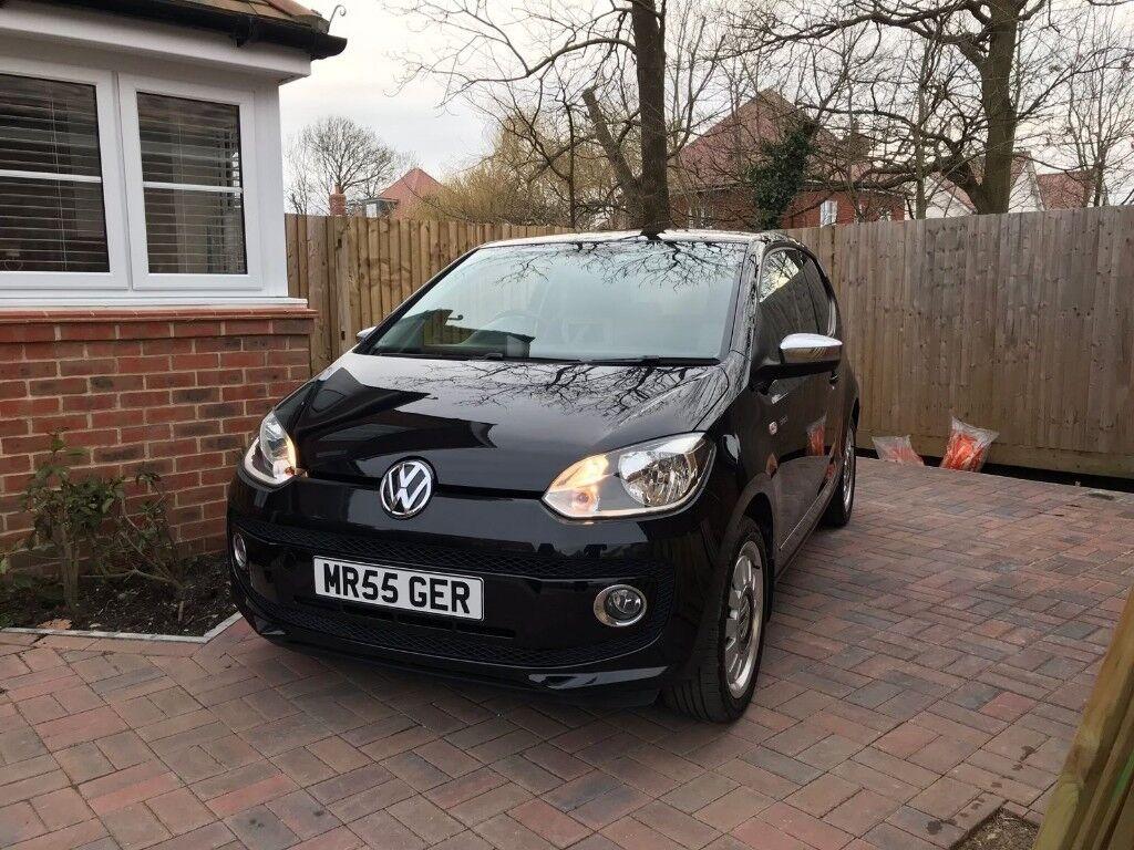 Volkswagen Up! Black Edition