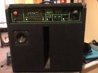 Trace Elliot BLX SMC 150 Watt Bass Amplifier in good working order