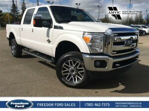 2015 Ford Super Duty F-350 SRW Leather, Navigation, Sunroof