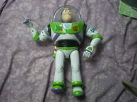Buzz light year figure