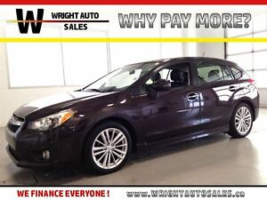 2013 Subaru Impreza LIMITED| NAVIGATION| LEATHER| SUNROOF| 80,74