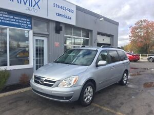 2007 Hyundai Entourage GL Comfort w/DVD/LEATHER
