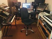 RECORDING STUDIO SHARE - HACKNEY CENTRAL