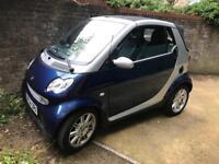 Smart car auto convertible