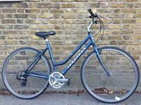 ridgeback speed ladies hybrid bike