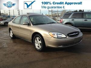 2002 Ford Taurus SEL Deluxe!! Amazing Value!!