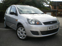 *** Ford Fiesta 1.4 TDCi 5dr *** LOW MILEAGE ***ONLY COVERED 91K*** BARGAIN***