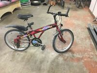 Childs bike for spare parts