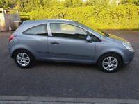 2007 Vauxhall Corsa 1.2 i 16v Breeze 3dr Manual @07445775115
